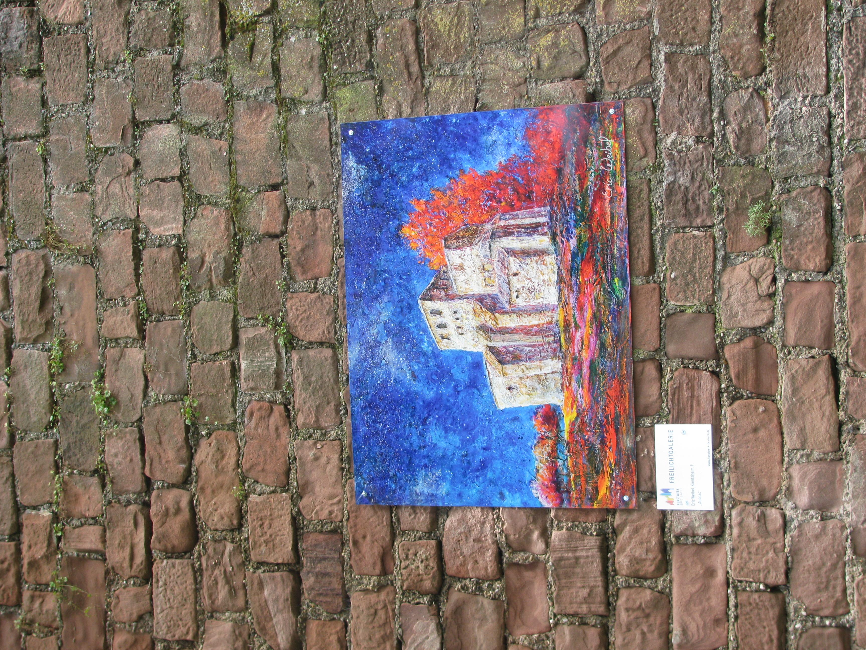 "Eric Weibel: Alionac   Langer Weg   <a href=""https://www.art-pur.fr/"" target=""_blank"">www.art-pur.fr</a>"